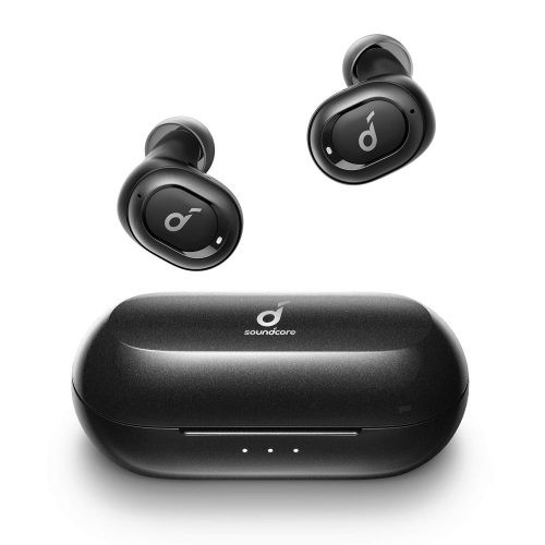 Anker Soundcore Liberty Neo, Bluetooth Earbuds, Graphene Drivers, Pumping Bass, Secure Fit, Bluetooth 5.0 Headphones, Stereo Calls, Noise Canceling, Easy...