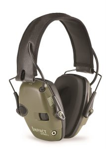 Howard Leight by Honeywell Impact Sport Sound Amplification Electronic Shooting Earmuff