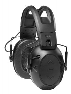 Peltor Sport Electronic Hearing Protector - Ear Protection for Shooting