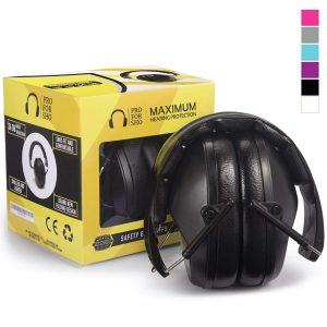 Pro for Sho 34dB Shooting Ear Protection - Ear Protection for Shooting