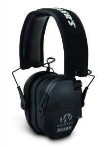 Walker's Game Razor Slim Electronic Ear Muffs - Ear Protection for Shooting