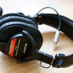 Sony MDRV6 Headphone