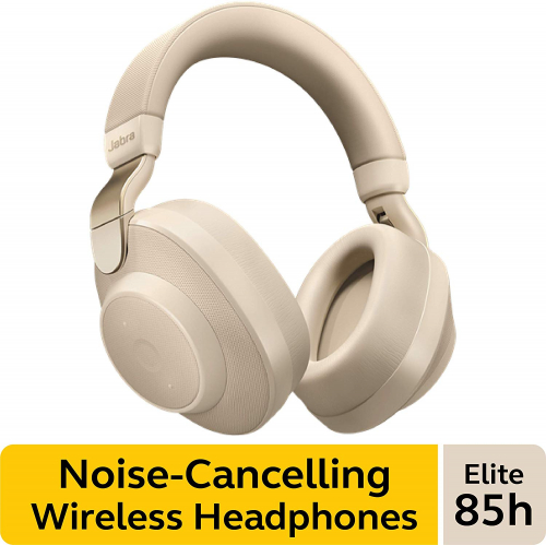 Jabra Elite 85h - Noise Cancelling Headphones