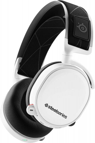 SteelSeries Arctis 7 - Lossless Wireless Gaming Headset with DTS Headphone - Expensive Gaming Headsets