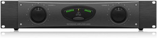 Behringer Power Amplifier (A800) - Budget Stereo Amplifier