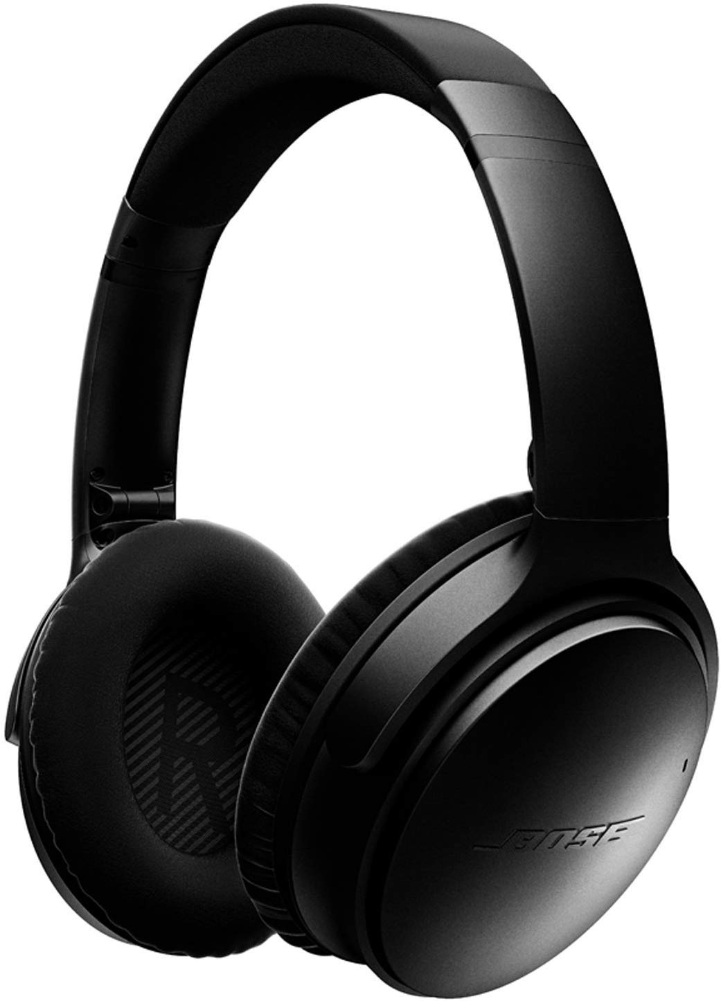 Bose QuietComfort 35 Wireless Over-Ear Headphones, Noise Cancelling