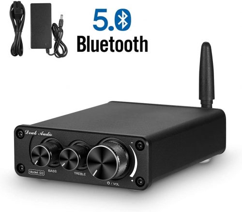 Nobsound G3 2 Channel Bluetooth 5.0 Power Amplifier