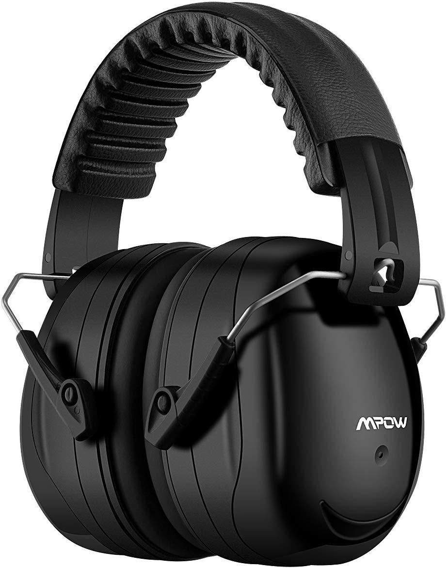 Mpow 035 Noise Reduction Safety Ear Muffs - Ear Protection for Shooting
