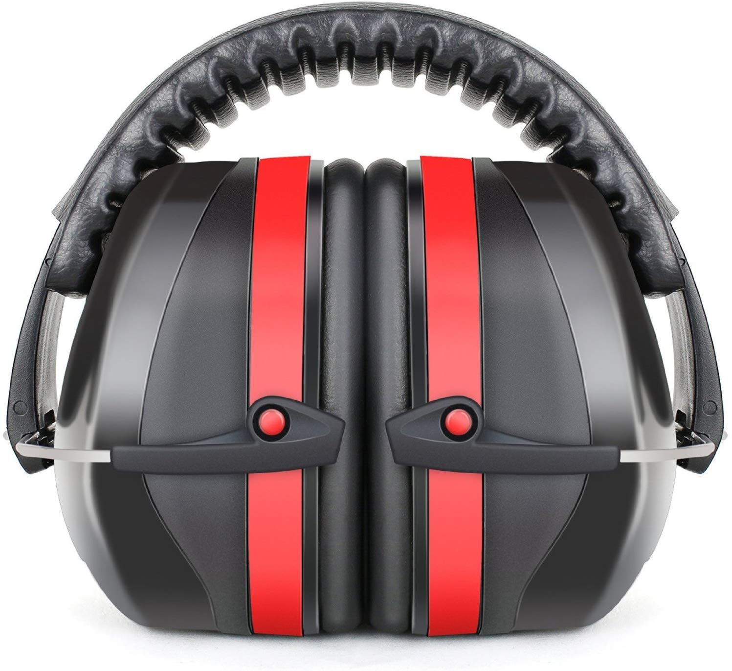 Fnova 34dB Highest NRR Safety Ear Muffs - Ear Protection for Shooting