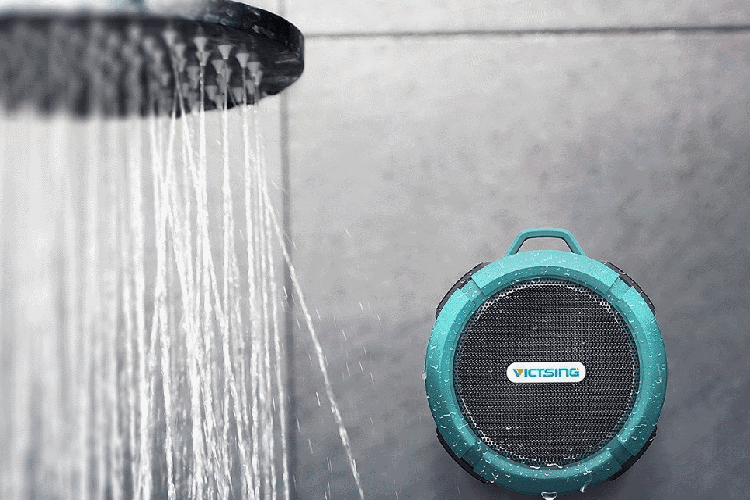 Top 10 Bluetooth Shower Speakers in 2021