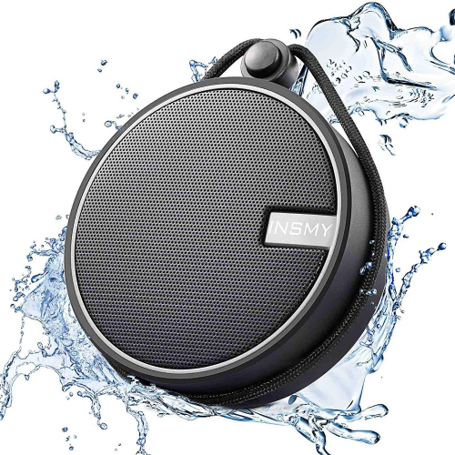 INSMY IPX7 - Bluetooth shower speakers