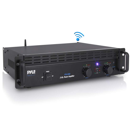 Professional Audio Bluetooth Power Amplifier