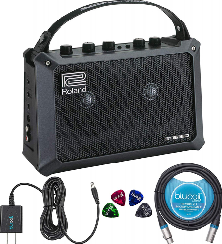 Roland MOBILE CUBE Portable Stereo Amplifier