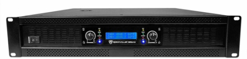 Rockville 5000 Watt Peak / 1400w RMS 2 Channel Power Amplifier Pro