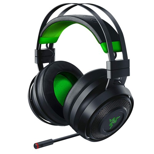 Razer Nari Ultimate for Xbox One Wireless 7.1 Surround Sound Gaming Headset - Expensive Gaming Headsets