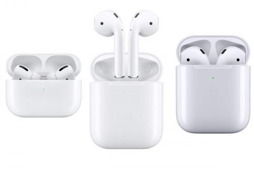 Version of Airpods