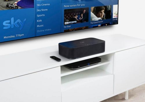 Soundbox For Tv
