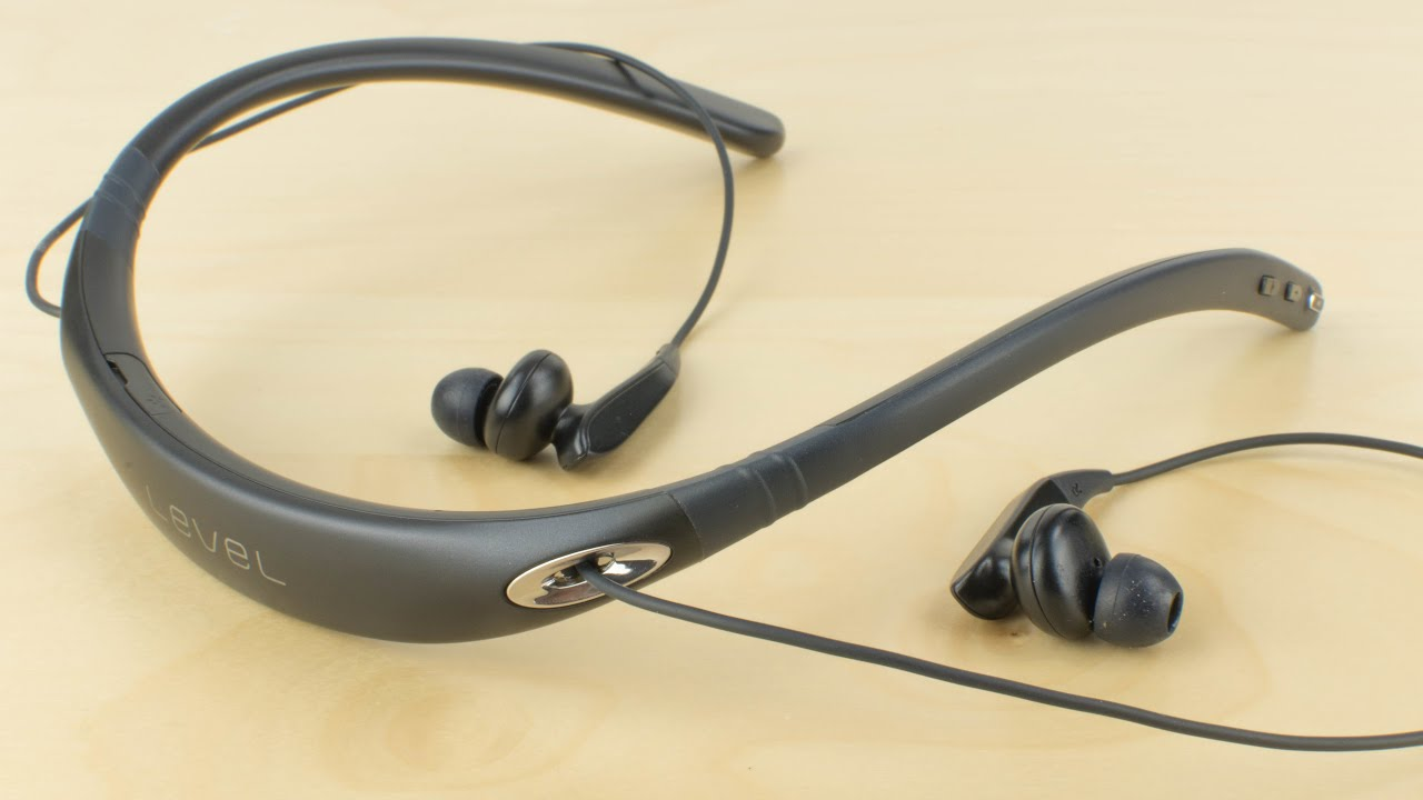Samsung Level U Bluetooth Headphone Review