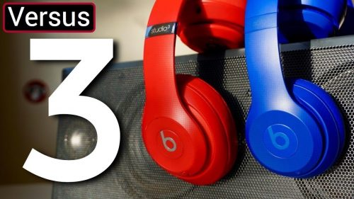 Beats Solo 3 VS Studio 3