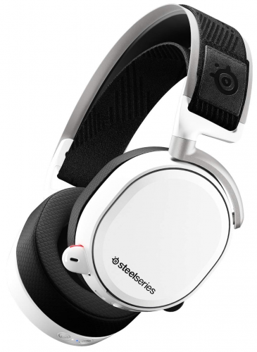 SteelSeries Arctis Pro Wireless - Gaming Headset - Hi-Res Speaker Drivers - Expensive Gaming Headsets