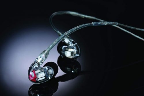 Shure SE846-CL Sound Isolating Earphones