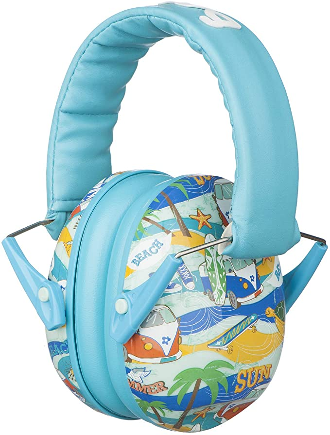 Snug Kids Earmuffs/Hearing Protectors – Adjustable Headband Ear Defenders For Children and Adults - Baby Noise Cancelling Headphones
