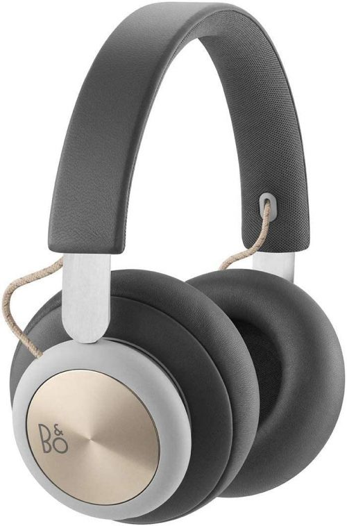 Bang & Olufsen Beoplay H4 Wireless Headphones- Charcoal grey - 1643874, Charcoal Gray