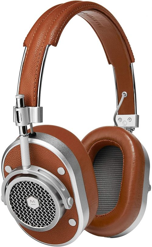 Master and Dynamic MH40 Over-Ear Headphones with Wire