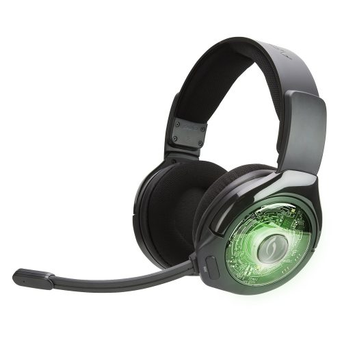 PDP Xbox One Afterglow AG 9+ Prismatic True Wireless Gaming Headset, Black, Pack of 1