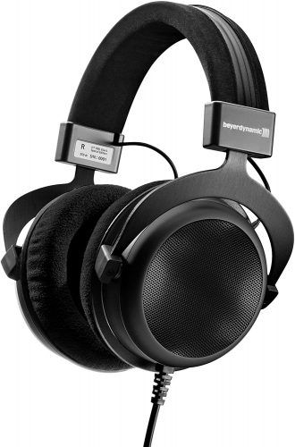 beyerdynamic Premium Semi-Open Over-Ear HiFi Stereo Headphones