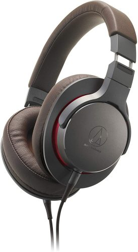 Audio-Technica Over-Ear High-Resolution Headphones