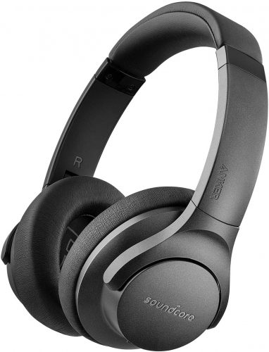 Anker Soundcore Life 2 Noise Cancelling Over-Ear Wireless Headphones