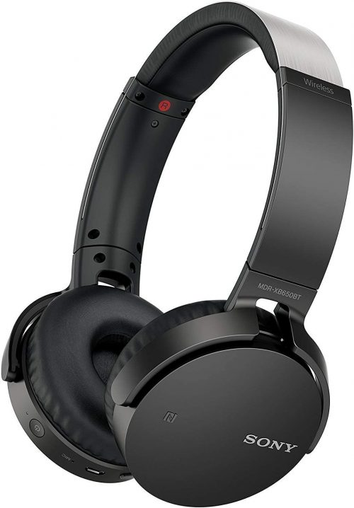 Sony MDRXB650BT/B Wireless Headsets