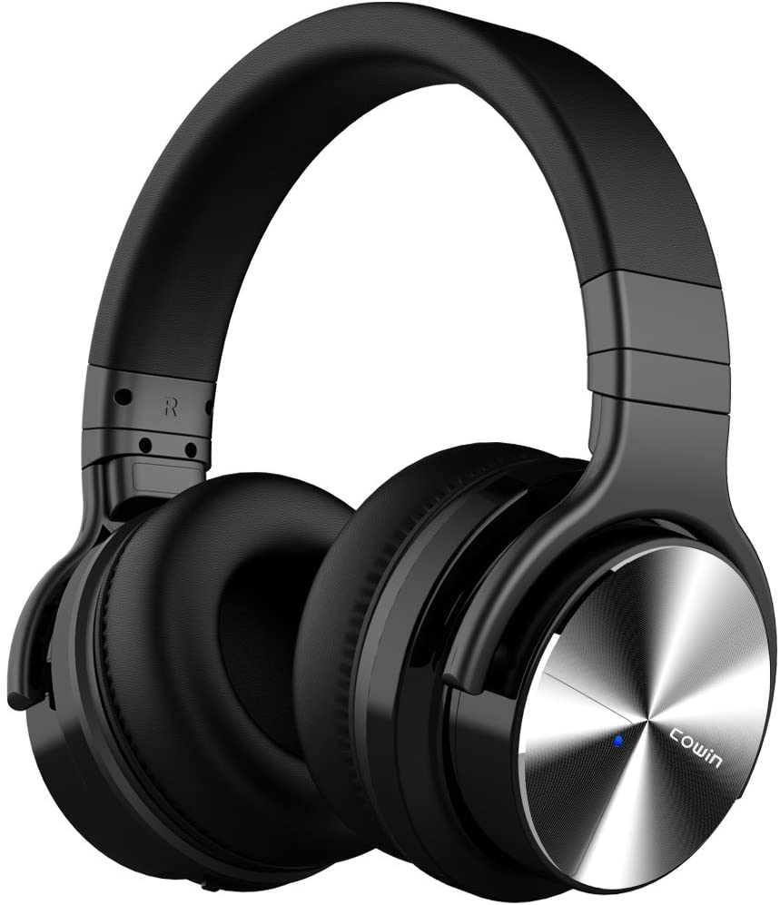 COWIN E7 Pro (Upgraded) Active Noise Canceling Headphones Bluetooth Headphones with Microphone