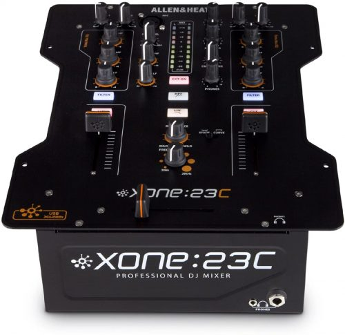 Allen & Heath XONE:23C DJ Mixer Plus Internal Soundcard