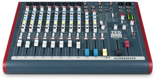 Allen & Heath ZED60-14FX Compact Live (Renewed)