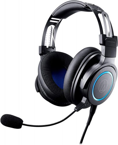 Audio-Technica ATH-G1 Premium Headphone for Gamer