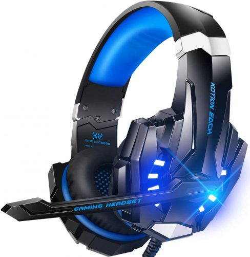 BENGOO G9000 Stereo Gaming Headset - Headphone for Gamer