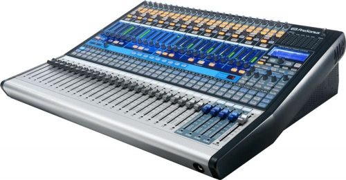 PreSonus Studiolive 24.4.2 24-Channel Performance and Recording Digital Mixer
