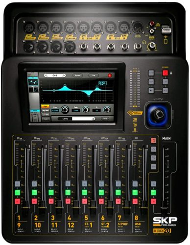 SKP Pro Audio D-Touch 20 Digital Mixing