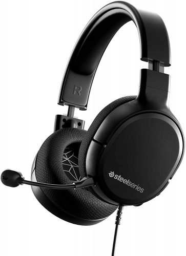 SteelSeries Arctis 1 Wired Headphone for Gamer