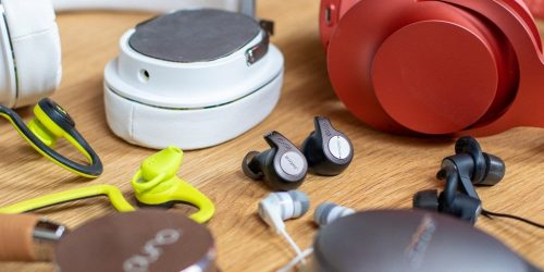 What are the things you should do to take care of your sports headphones?