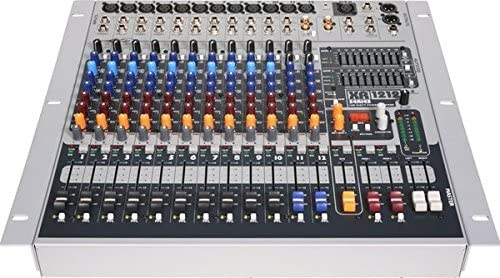 Peavey XR1212 Powered Mixer - Mixing console