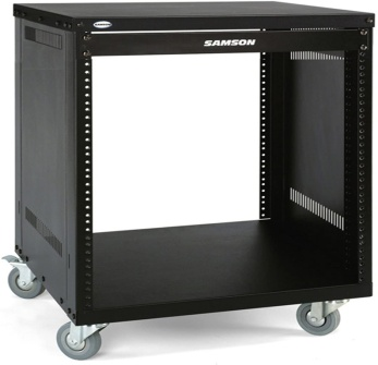 Samson SRK-12 Universal Equipment Rack Stand - Mixing console stand
