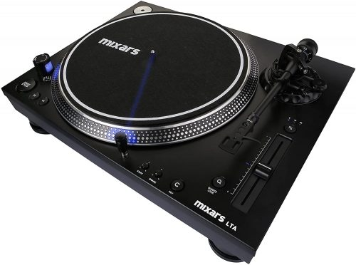 Mixars LTA Straight Arm High Torque DJ Turntable - Cheap DJ Turntables