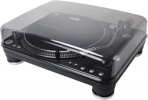 Audio-Technica ATLP1240USBXP Direct-Drive Professional DJ Turntable - Cheap DJ Turntables
