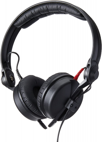 Sennheiser Pro Audio Sennheiser HD 25 Professional DJ Headphone, Black, 1 (HD25)