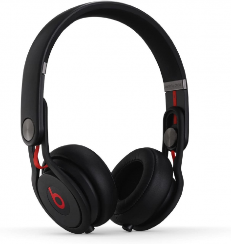 Beats Mixr Wired On-Ear Headphone – Black