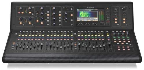 Midas Digital Console for Live and Studio with 40 Input Channels, 32 Midas PRO Microphone Preamplifiers, and 25 Mix Buses and Live Multitrack Recording (M32LIVE)
