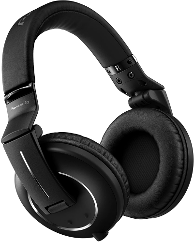 Pioneer DJ DJ Headphone, Black (HDJ-2000MK2-K)
